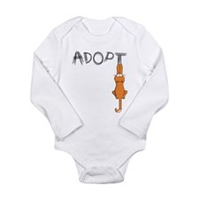 Adopt Cats Rusty™ Body Suit