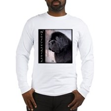 Newfoundlands Long Sleeve T-Shirt