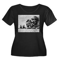 Pearl Harbor Plus Size T-Shirt