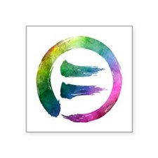 Equal Right To Life Symbol - Painted
