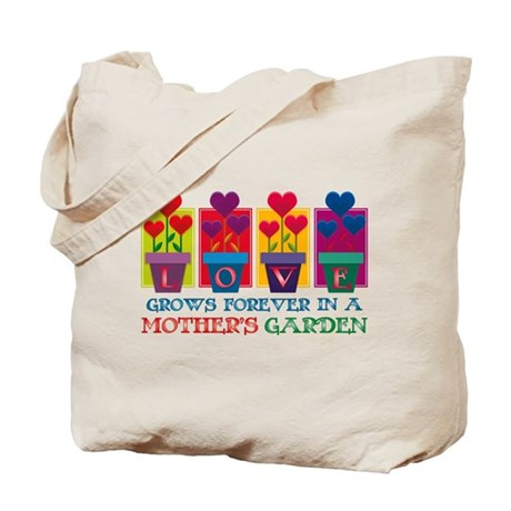 Mother's Garden Tote Bag