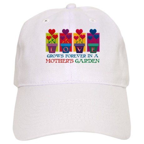 Mother's Garden Cap