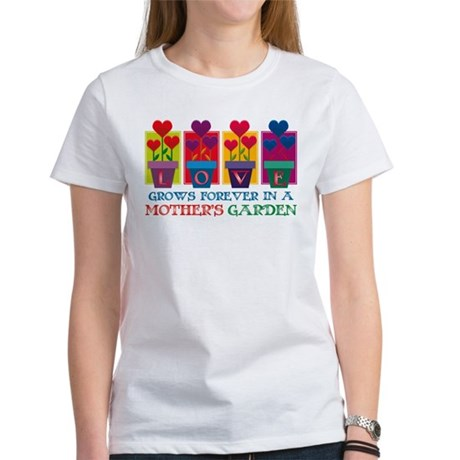 Mother's Garden Women's T-Shirt