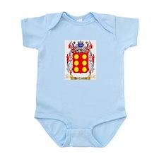De Castris Infant Bodysuit