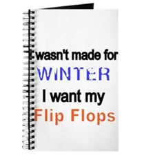 I wasnt made for Winter. I want my Flip Flops Jour
