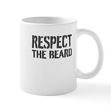 Respect The Beard Mugs