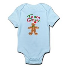 Team Ginger Gingerbread Infant Bodysuit