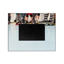 Cool Rollergirls Picture Frame