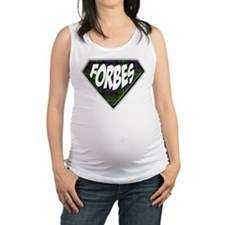 Forbes Superhero Maternity Tank Top