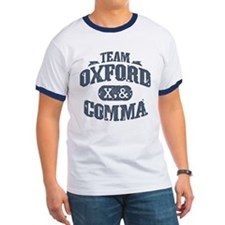 Team Oxford Comma T
