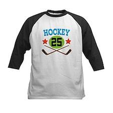 Hockey Player Number 25 Tee