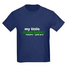Little Green Jacket T