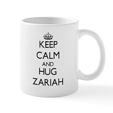 Keep Calm and HUG Zariah Mugs