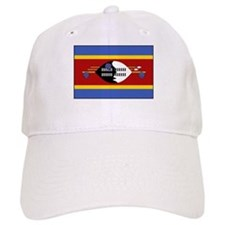 Swaziland Flag Baseball Cap