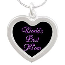 Worlds Best Mom Necklaces