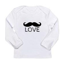Cute Newborns Long Sleeve Infant T-Shirt