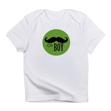 Funny Black Infant T-Shirt