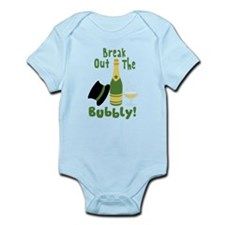 Break Out The Bubbly! Body Suit