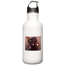 Cute Cute cat Water Bottle