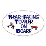 Rear Facing Toddler On Board