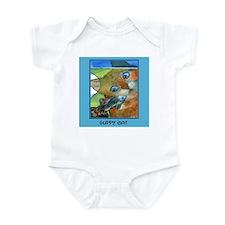 Guppy CAT Infant Bodysuit