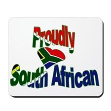 Proudly South African Mousepad