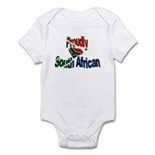 Proudly South African Infant Bodysuit