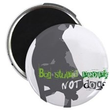 "Ban stupid people 2.25"" Magnet (10 pack)"