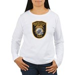 Memphis Motor Police Women's Long Sleeve T-Shirt