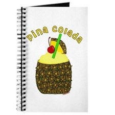 Pina Colada Journal