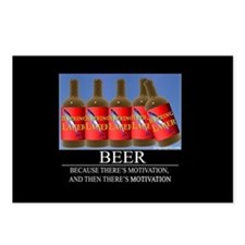 Beer Postcards (Package of 8)