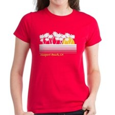 Newport Beach California Tee