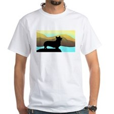 corgi by the sea Shirt