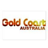Gold Coast, Australia Postcards (Package of 8)