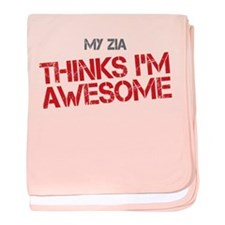 Zia Awesome baby blanket