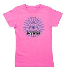 3rd Eye - One Consciousness On Mind Girl's Tee