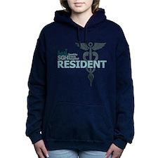 Seattle Grace Hospital Resident Woman's Hooded Swe