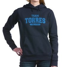 Grey's Anatomy Team Torres Woman's Hooded Sweatshi