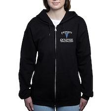 Property of Oceanside Wellnes Women's Zip Hoodie
