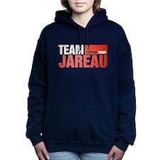 Team Jareau Woman's Hooded Sweatshirt