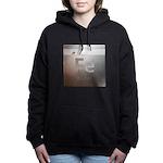 Iron (Fe) Woman's Hooded Sweatshirt
