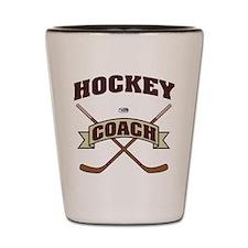 Cute Hockey lockout Shot Glass