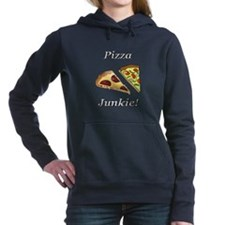 Pizza Junkie Hooded Sweatshirt
