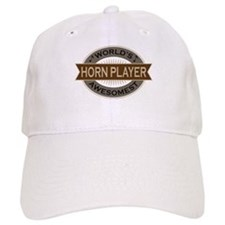 Awesome Horn Player Cap