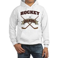 Hockey Grandma Jumper Hoody