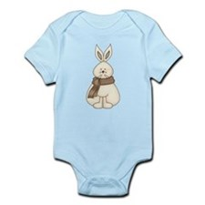 White Hare Body Suit