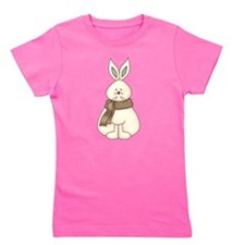 White Hare Girl's Tee