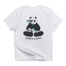 Panda with Cub Infant T-Shirt