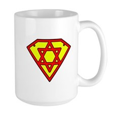 Super Jew Mugs