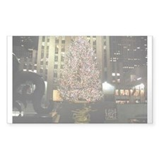 Christmas In The City Decal